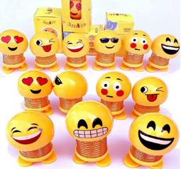 Đồ chơi mô hình thú Nhún Emoji con lắc lò xo con nhún (Giao hình ngẫu nhiên) 1000002806