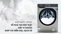 Máy giặt Electrolux Inverter 9.5 kg EWF9523ADSA Mẫu 2019