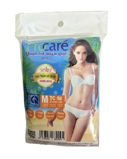 Quần lót miễn giặt TC Procare Nữ size M/L/XL/XXL