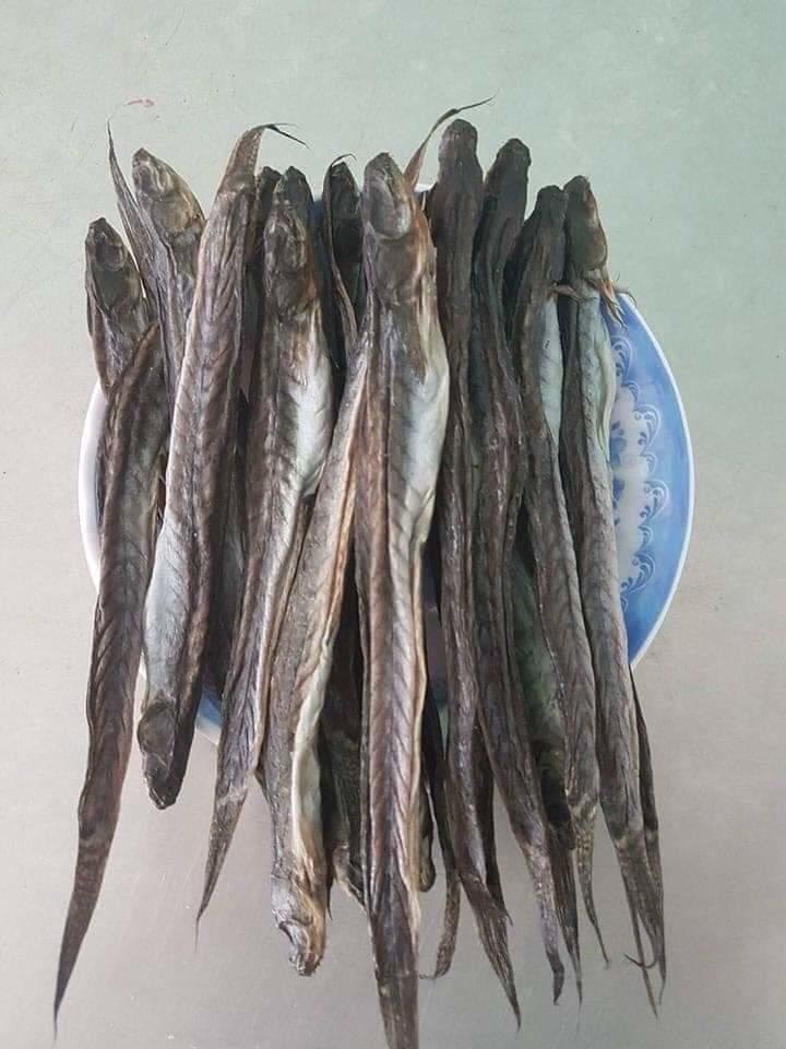 Khô cá lưỡi trâu loại lớn