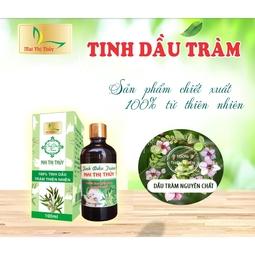 Tinh dầu tràm Mai Thị Thủy 100 ml