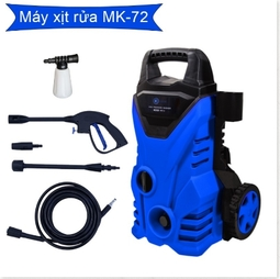 Máy rửa xe Kachi MK72 - 1400W