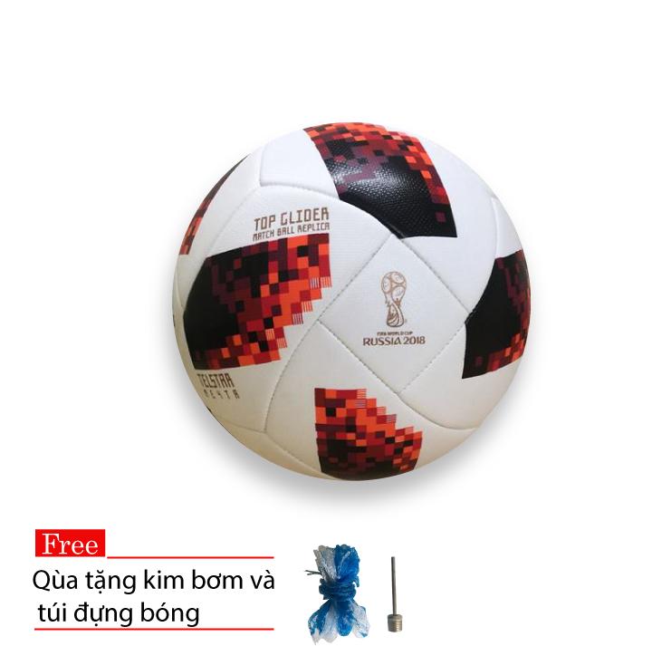 Quả bóng đá World Cup TELSTAR 2018 số 5 (Giao màu ngẫu nhiên)