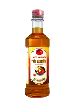 Nước Mắm Trần Văn Hưởng thùng 6 chai