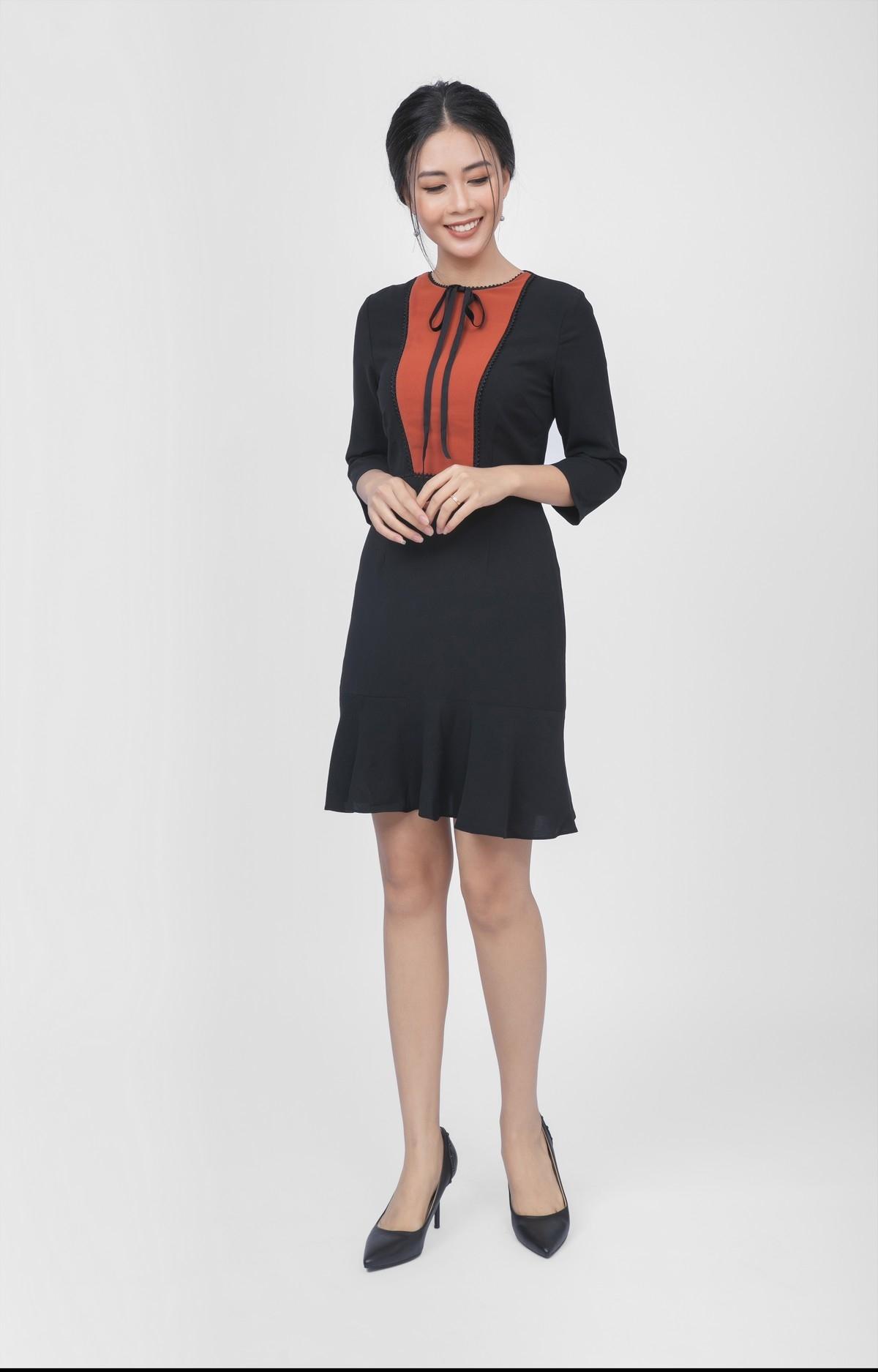 Đầm nữ HeraDG WDC18086