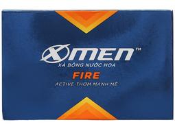 Xà bông nước hoa X-Men Fire Active thơm mạnh mẽ 90g