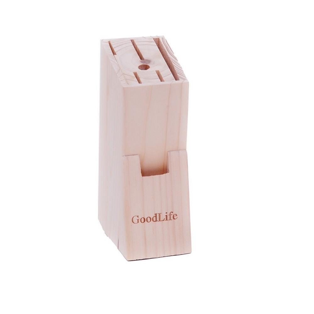 Bộ dao 8 món Goodlife đế gỗ