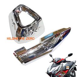 Combo Ốp Hông & Đích Pô Honda Winner X Nhựa Xi Inox VT115