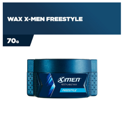 Sáp vuốt tóc X-Men Freestyle hộp 70g - Date mới nhất
