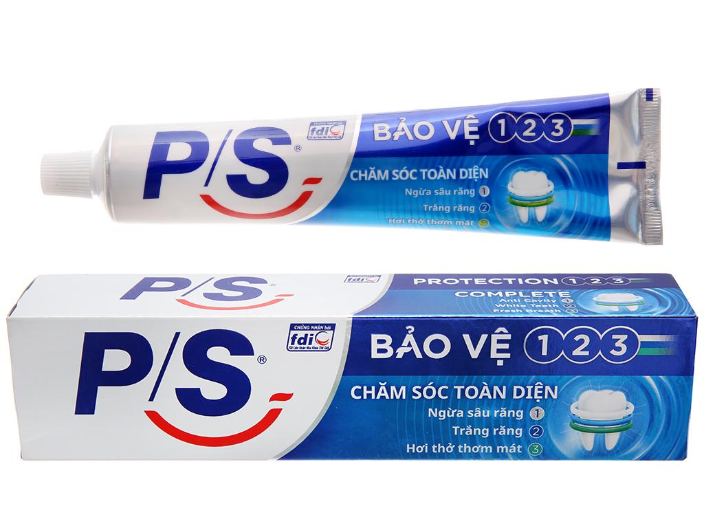 Kem đánh răng P/S 123