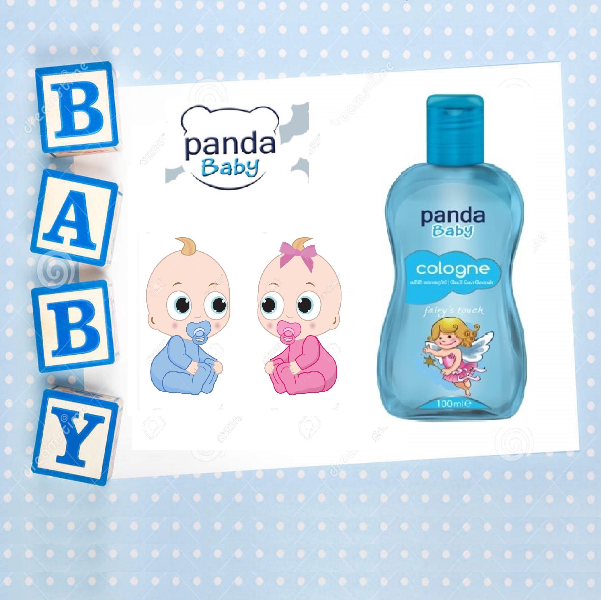 Nước hoa cho bé trai Panda Baby Fairy's Touch 100ml (Blue)