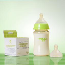 Bình Sữa Tiny Baby Nhật Bản - Nhựa PPSU 240ml