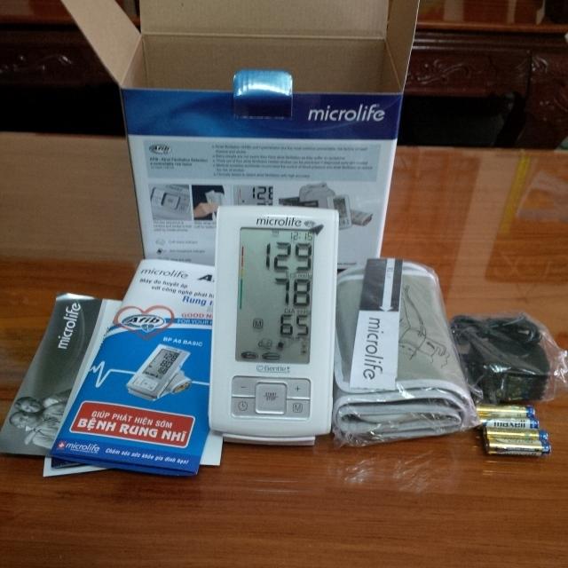 Bộ đổi nguồn cho máy đo huyết áp Microlife