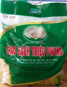 Gạo sạch Triệu Phong