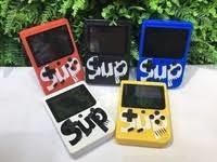 Máy Chơi Game Sup Mini Cầm Tay 4 Nút G4 400 In 1
