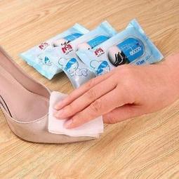 Khăn lau giày thông minh