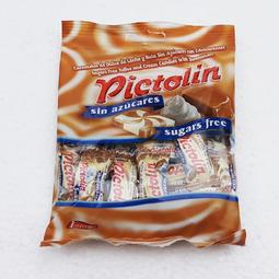 Kẹo Pictolin Caramen - Kem Sữa Không đường 65g