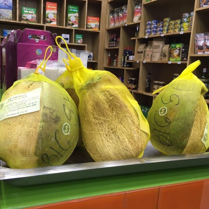 Dừa Sáp Loại 2 - Big S Food