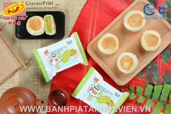 Bánh Pía Kim Sa Dứa_Tân Huê Viên( loại 500g/túi)_Đặc Sản Sóc Trăng
