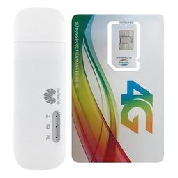 Bộ USB 4G phát wifi Huawei E8372 tốc độ 150Mbps + Sim 3G4G Viettel 3.5GBTháng - Hàng chính hãng