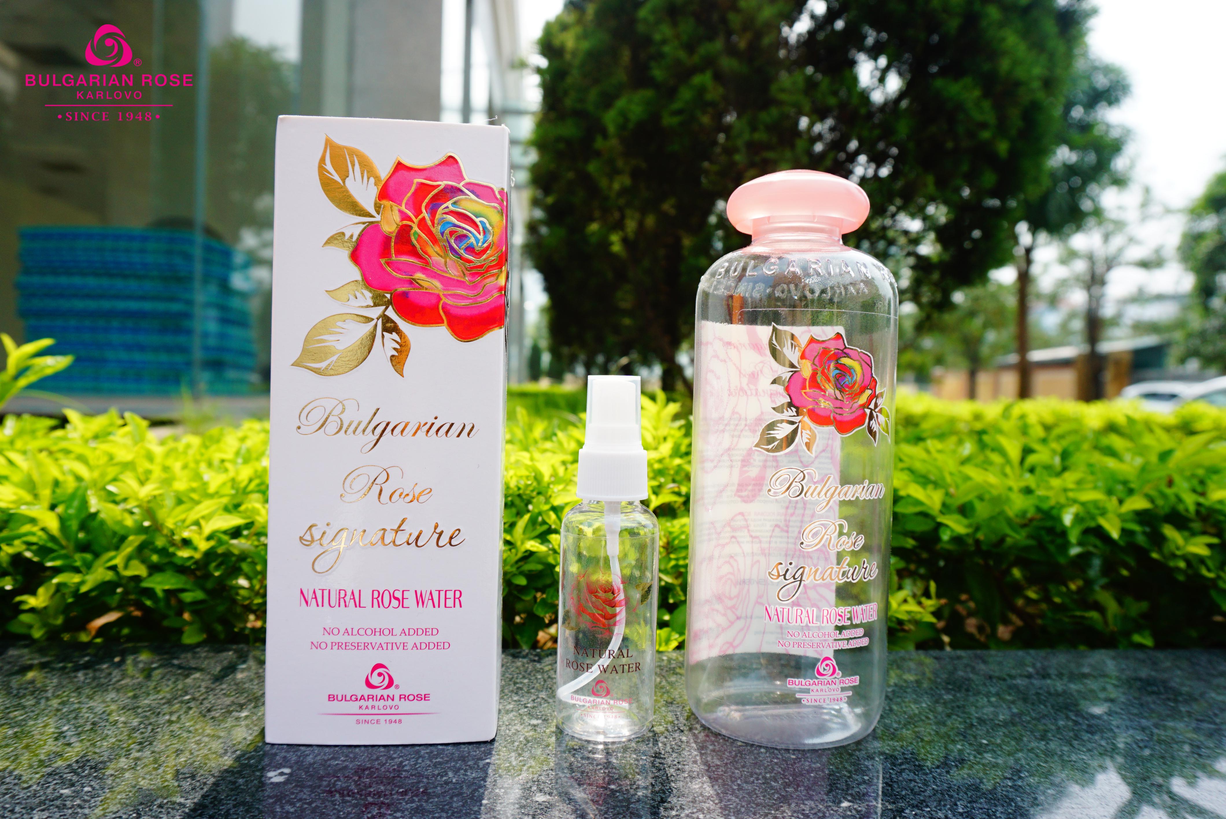 Nước hoa hồng tự nhiên 500ml