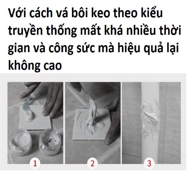 BĂNG KEO CHỐNG RÒ RỈ NƯỚC 2.5cm x 1m