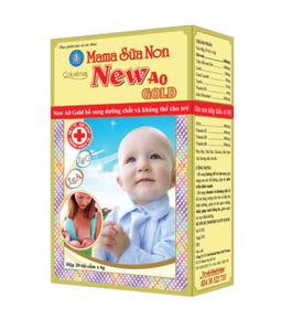 Mama Sữa Non New A0 Gold - Bổ sung dưỡng chất và kháng thể cho trẻ