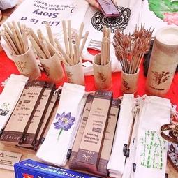 ống hút tre bamboo  ( 1hôp/50 ống )
