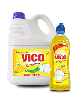 Nước rửa chén VICO 400gr