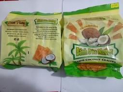 Dừa nướng Thanh Hương - Đặc sản Bình Định