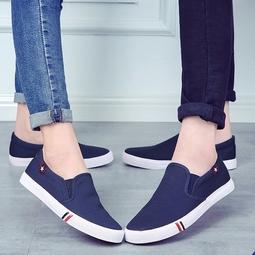 Giày lười nữ, giày lười nữ vải bao đẹp, giày nữ đi siêu êm chân, giày lười vải nữ, giày thể thao nữ đi êm ôm chân phù hợp với tất cả mọi người (SP14)