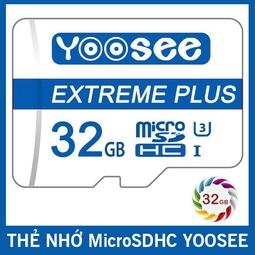 Thẻ Nhớ micro SDHC Yoosee Extreme Plus 32GB 4K - Chuyên Camera Và Điện Thoại