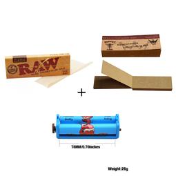 Combo cuộn Honey 78mm + 2 giấy Raw 78mm + 2 giấy filter Hornet