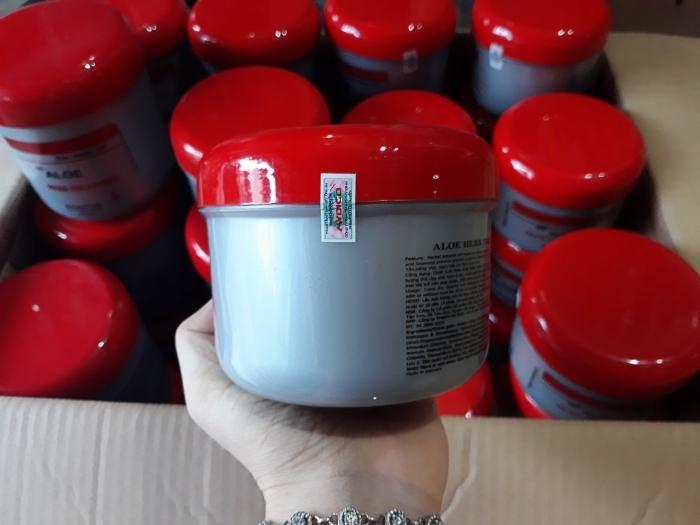 kem ủ tóc siêu mềm mượt lô hội Aloe Herb Treatment Sophia 500 g