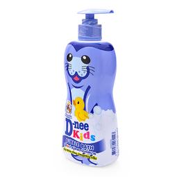 Sữa tắm tạo bọt Kids D-nee Bubble Bath 400ml vòi