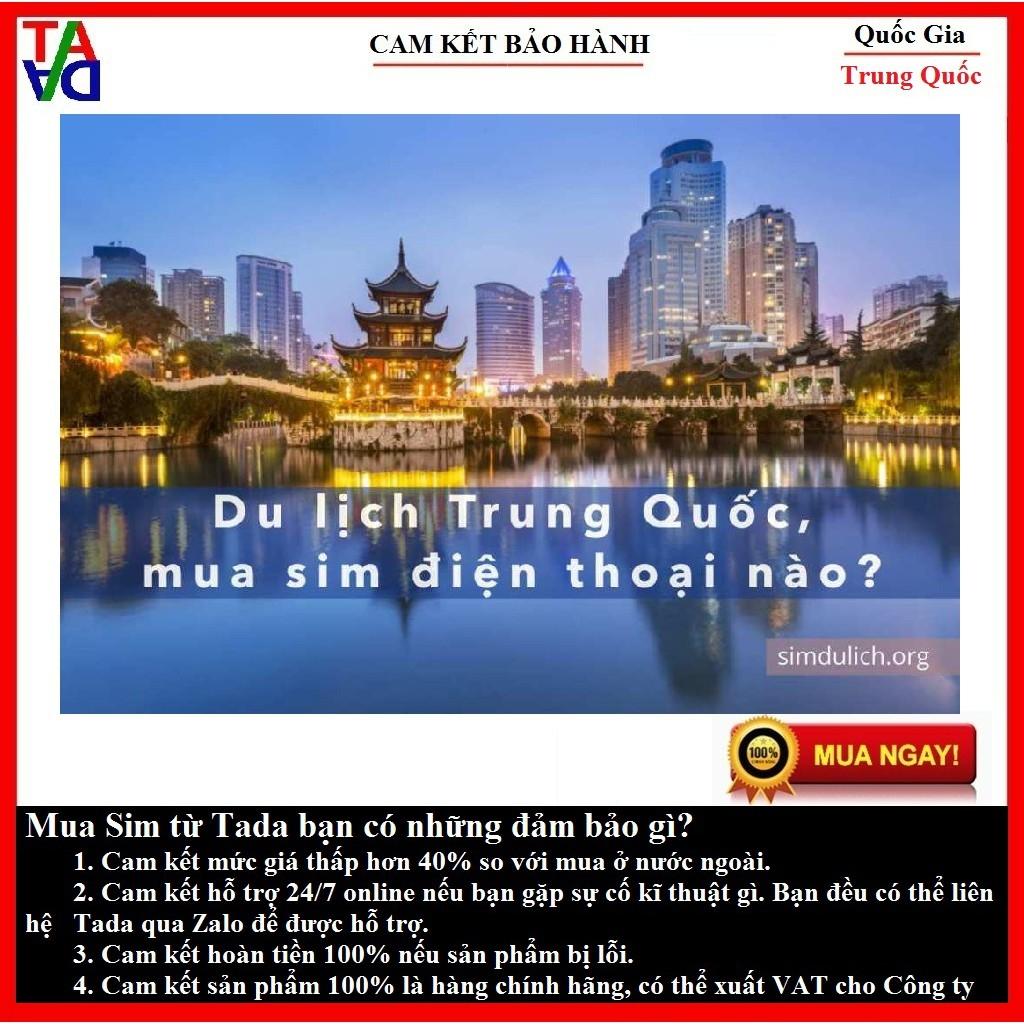 Sim Trung Quốc - Hong Kong ( Không Chặn Google, Facbook) - Sim Du Lịch Và Công Tác Trung Quốc