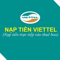 Thẻ cào Viettel 100