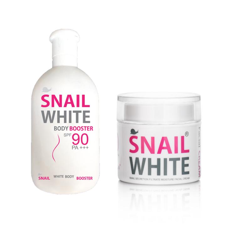 Kem dưỡng trắng da mặt SNAIL WHITE