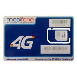 Sim 4G mobifone M79 tặng 1000 phút nội mạng 1 tháng