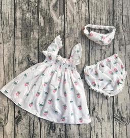 váy thiết kế cho bé