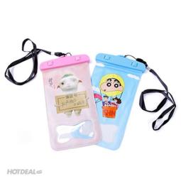 Túi đựng điện thoại chống nước hoạt hình siêu dễ thương
