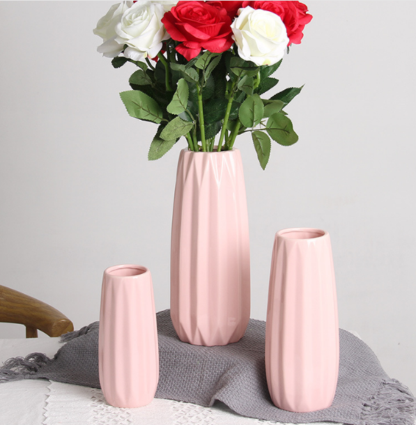 Bình gốm cắm hoa SD063