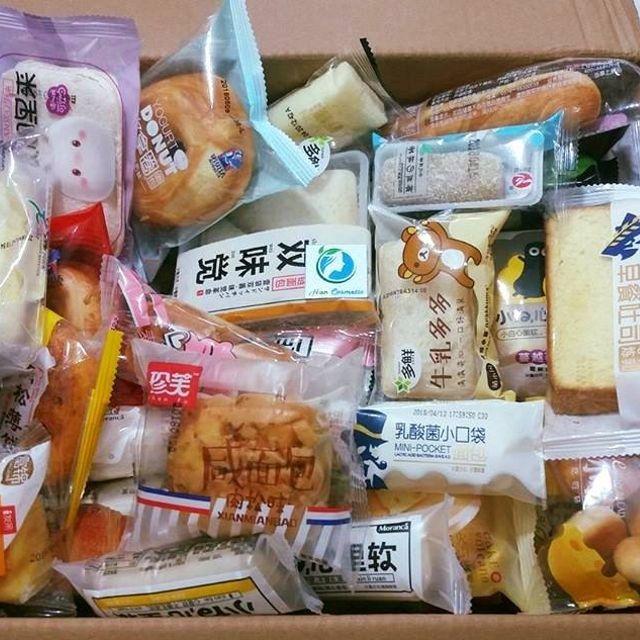 1 Thùng 2 KG bánh tươi Đài Loan mix vị ngon tuyệt - Tâm An shop - P320383 |  Sàn thương mại điện tử của khách hàng Viettelpost