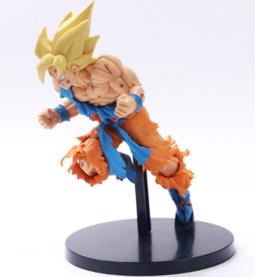 [SIÊU SALE] Mô hình Son Goku trang trí để bàn . Figure Songoku Super Saiyan Dragon Ball cao 20cm cực chất kỉ niệm 50 năm Figure