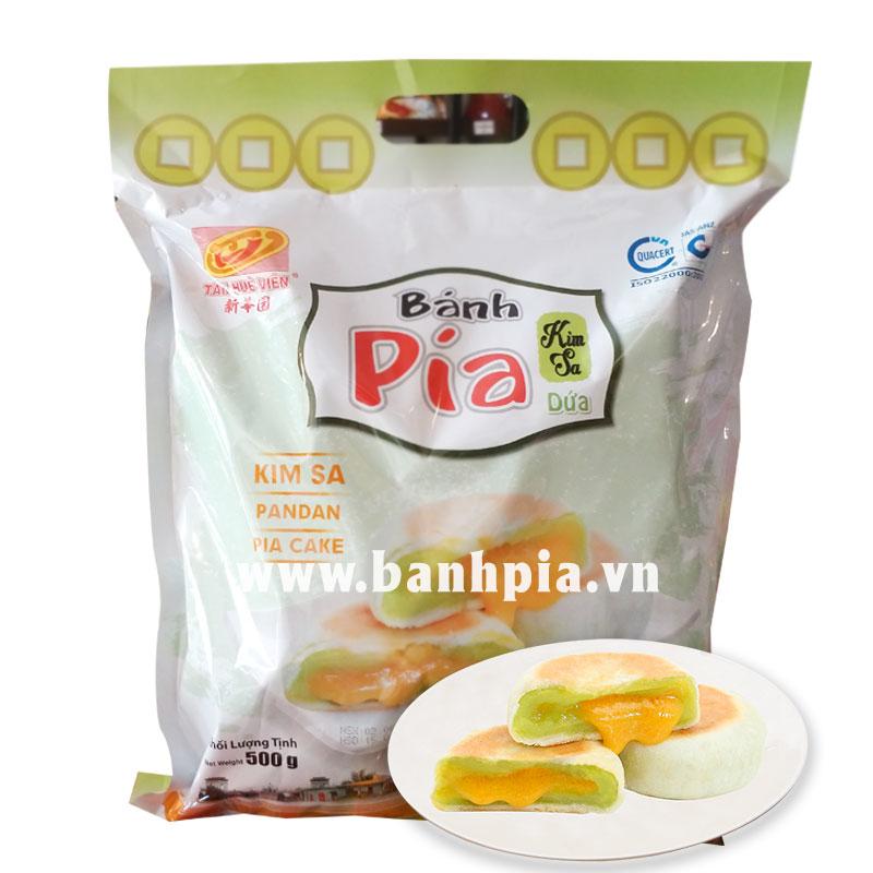 Bánh Pía Kim Sa dứa trứng