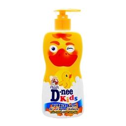 Sữa tắm tạo bọt Kids D-nee vàng 400ml vòi