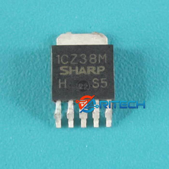 Combo 8c 1CZ38M ICZ38M PQ1CZ38M IC nguồn TO-252-5