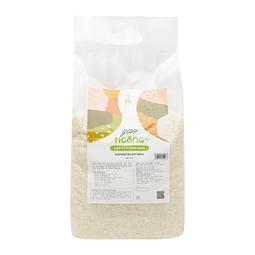 Gạo Nhật J02 xát trắng - Gạo Ngỗng túi 5kg