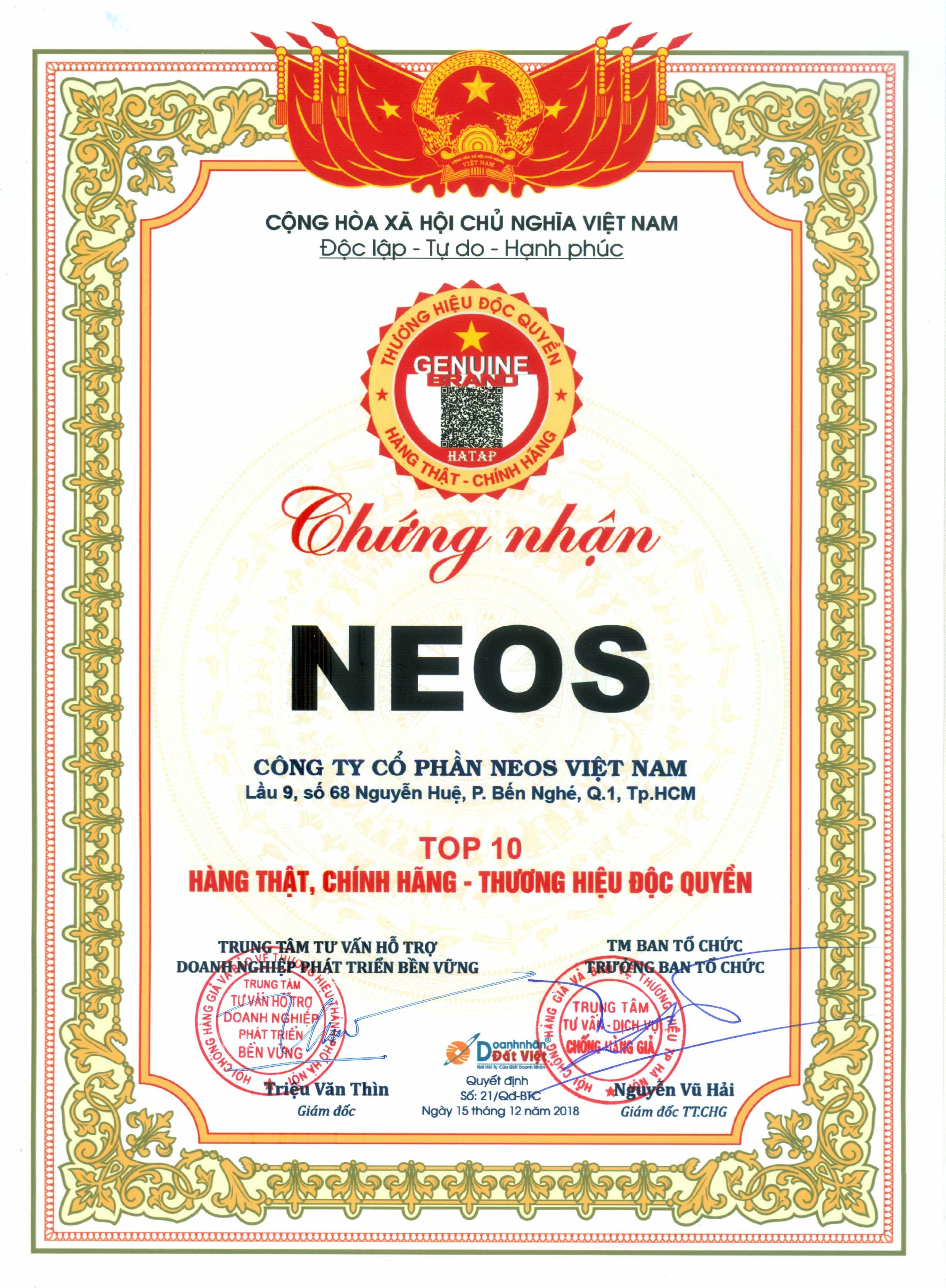 Đồng Hồ Nam Mặt Vuông Neos N-40704M Sapphire Dây Lưới