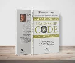 Sách- mật mã tài lãnh đạo